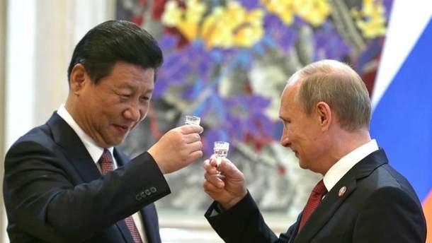 Як довго триватиме дружба Китаю з Росією?