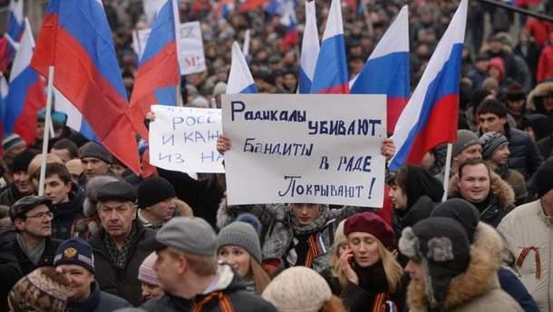 Цимбалюк: Российское общество управляемо