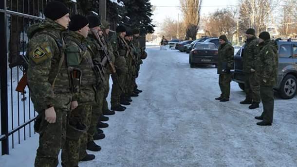 Авдіївську поліцію переведено у посилений режим роботи