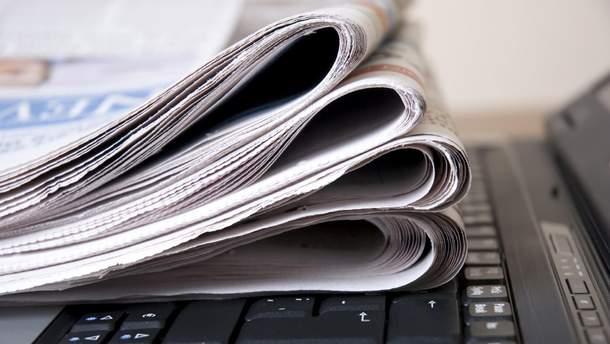 Іноземні ЗМІ передають як заяви терористів, так і офіційну інформацію