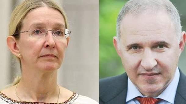 Супрун и Тодуров