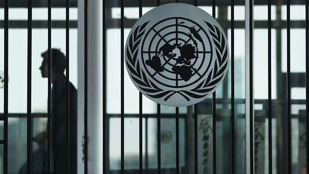 ООН призывает немедленно прекратить огонь на Донбассе