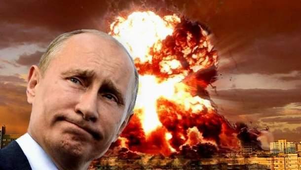 У Путіна про Україну хочуть говорити не з Україною