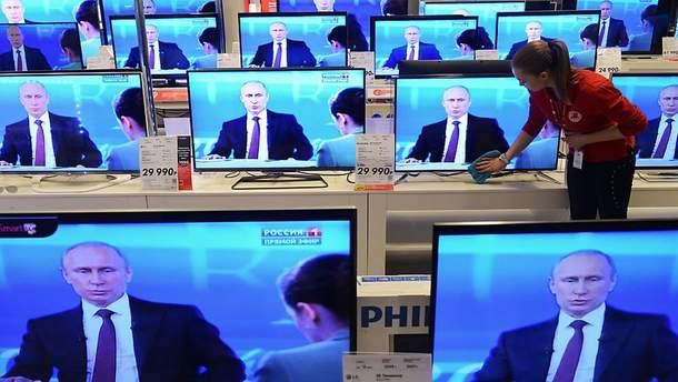 Необхідно налагодити трансляцію всіх українських телеканалів