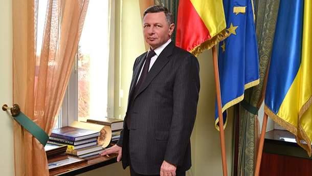 Николай Романюк попал в реанимацию
