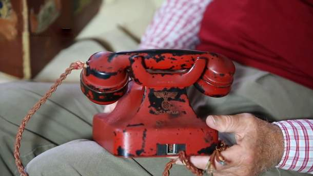 Телефон Гітлера виставили на аукціон