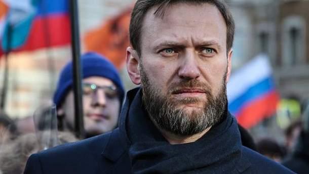Олексій Навальний виграв судову справу проти Росії