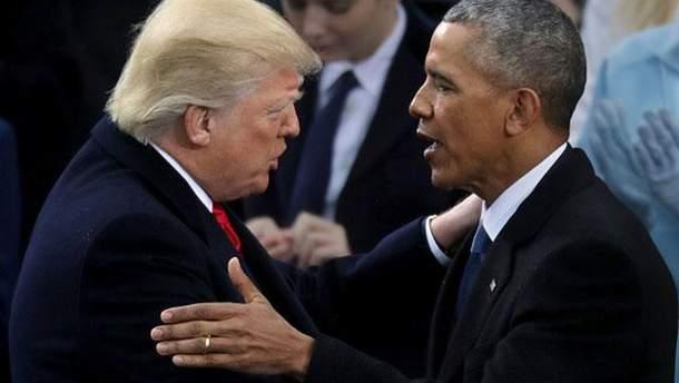 Трамп продолжит политику Обамы в отношении России