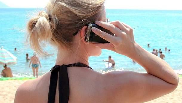 Російські мобільні оператори не хочуть працювати у Криму