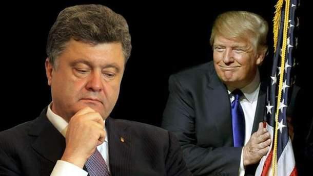Планируется встреча Порошенко с Трампом