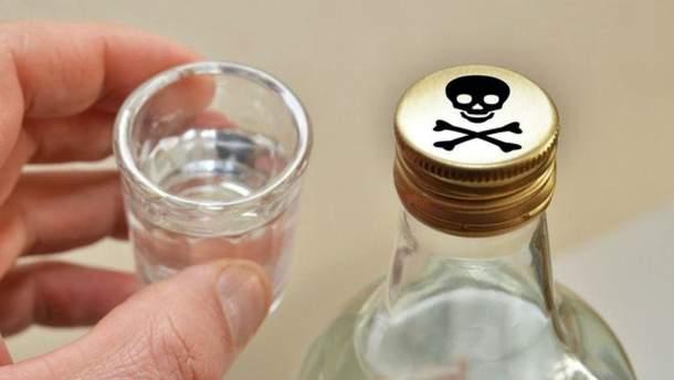 Суррогатный алкоголь возили в зону АТО