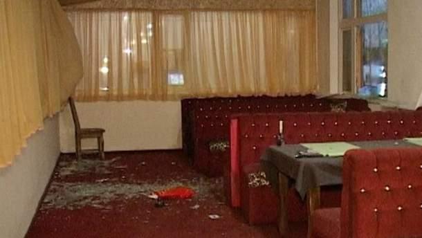 У ресторані Києва пролунав вибух