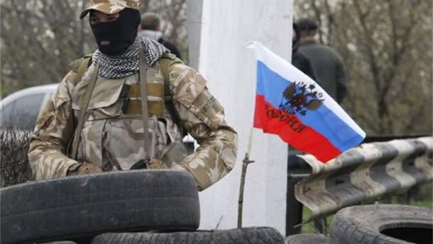 """Росія контролює всі кроки терористів """"ДНР"""""""