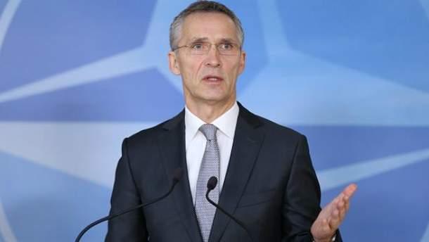Столтенберг прокоментував можливість проведення референдуму в Україні