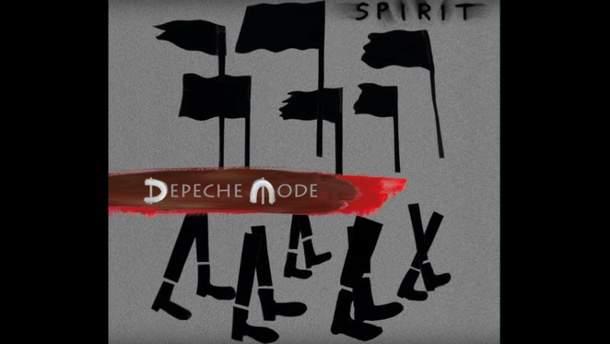 Depeche Mode потішили новим революційним синглом