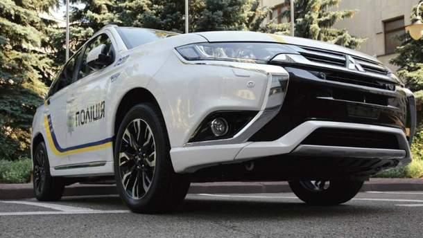 На таких позашляховиках скоро їздитимуть українські поліцейські