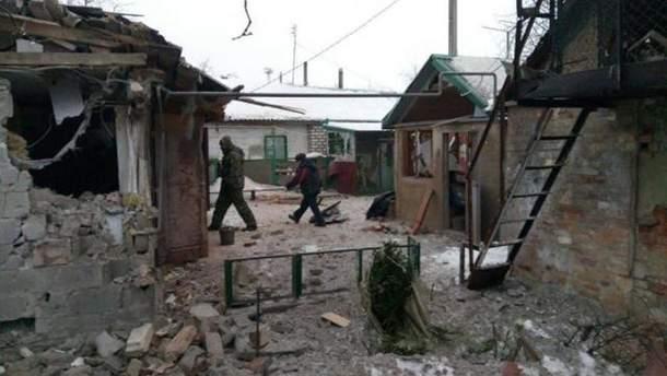 В зруйнованій Авдіївці ремонтують лінії електропередач