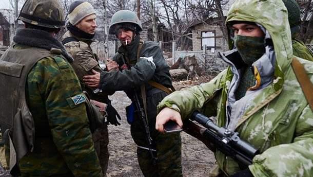 За даними розвідки, бойовики дезертирують з Донбасу