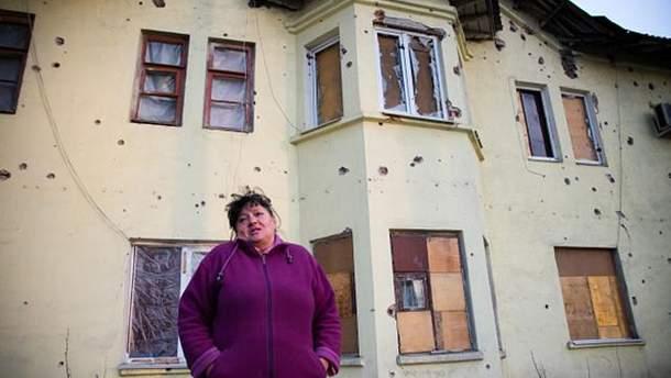 Жінки на Донбасі не дають бойовикам стріляли з їх дворів