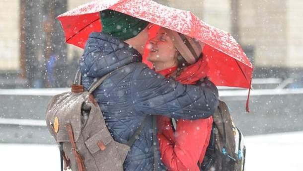 У Києві 6 лютого очікуються сильні снігопади