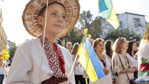Украинцы мечтают о нормальной долгой жизни