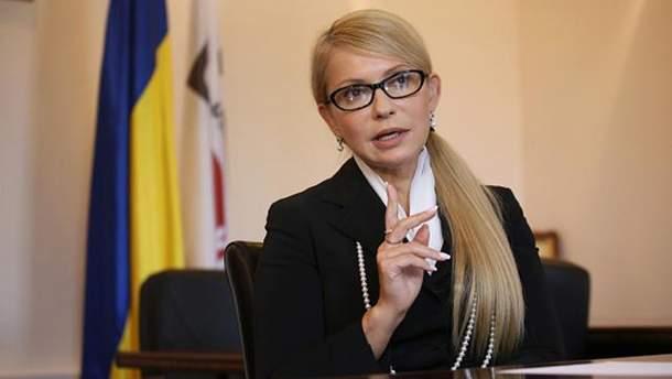 Однопартійці Тимошенко переконують, що вона таки зустрічалася з Трампом