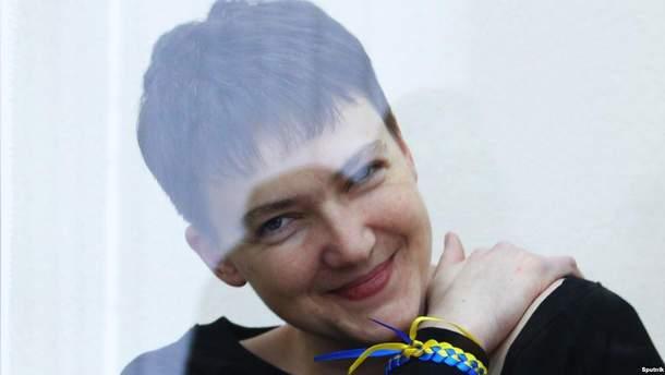 Надія Савченко готова стати президентом