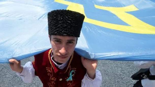 Мовлення кримськотатарською мовою