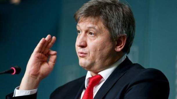 Данилюк хочет привлечь к ответственности Насирова
