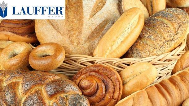 Lauffer Group обеспечивает хлебом  Авдеевку