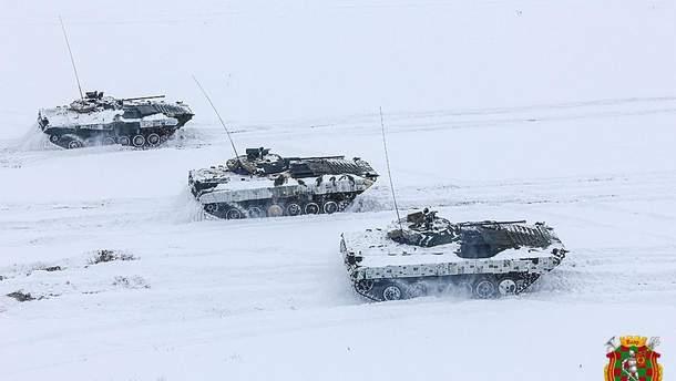 Маскировка по-белорусски