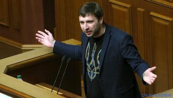 Володимир Парасюк факт бійки заперечує