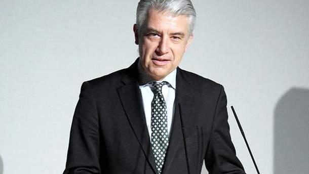 Посол Німеччини в Україні Ернст Райхель вважає можливим проведення виборів на Донбасі