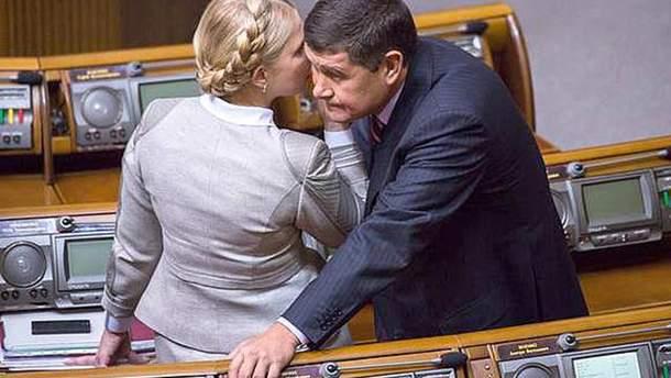Онищенко звинувачує Порошенка в загостренні ситуації в Авдіївці