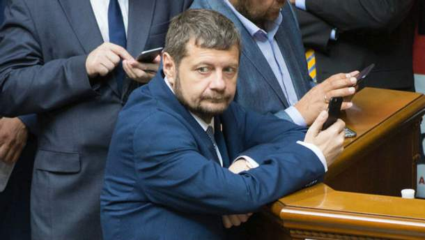 ГПУ проводит обыски у Игоря Мосийчука