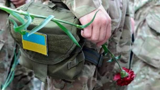 Втрати українських військових