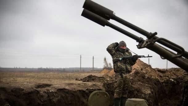 За минулу добу серед українських воїнів нема загиблих