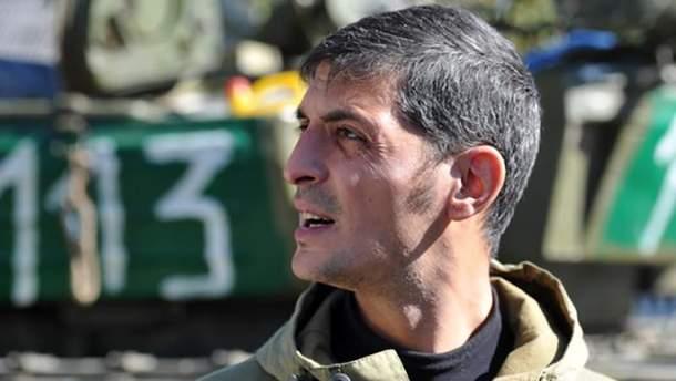 """""""Гиви"""" умер как настоящий террорист"""