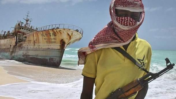 Пірати у Нігерії