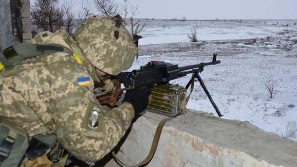 Бійці АТО отримали поранення на Донбасі