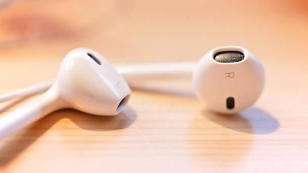 Навушники Apple