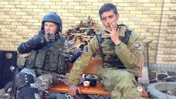 Терористи з кличками