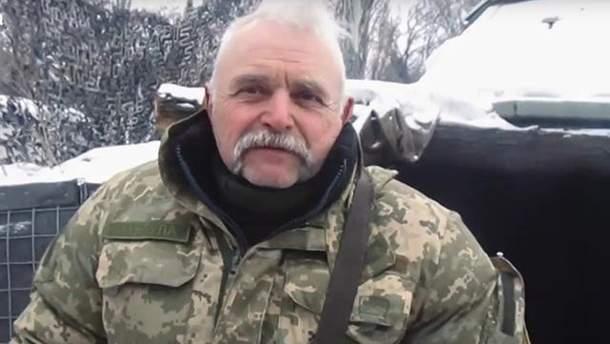 Сын члена НКВД Александр Корогод пошел добровольцем в АТО