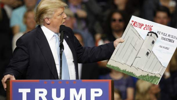 Трамп озвучивал почти вдвое меньшую сумму