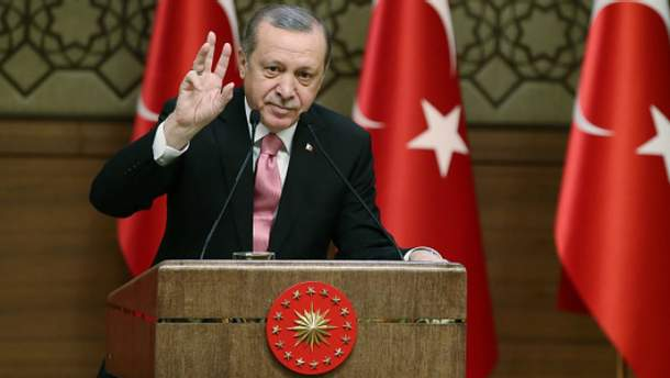 Президент Туреччини не дуже перебирає візитами