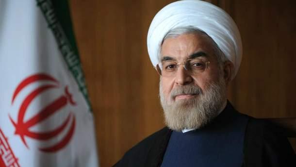 Хассан Рухани