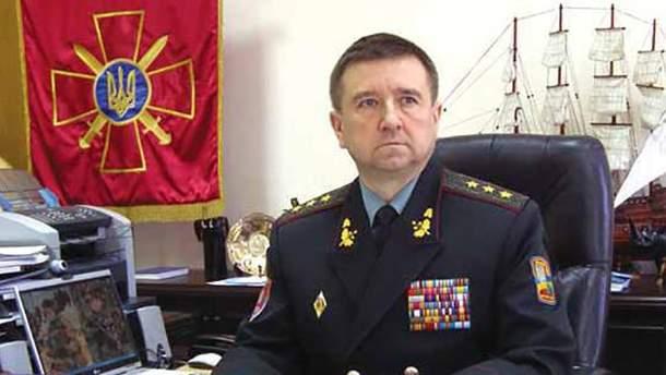 Генерал-полковник Геннадий Воробьев