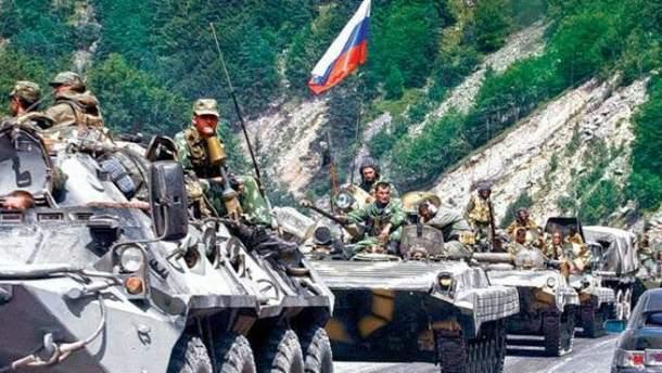 Російські війська в Сирії