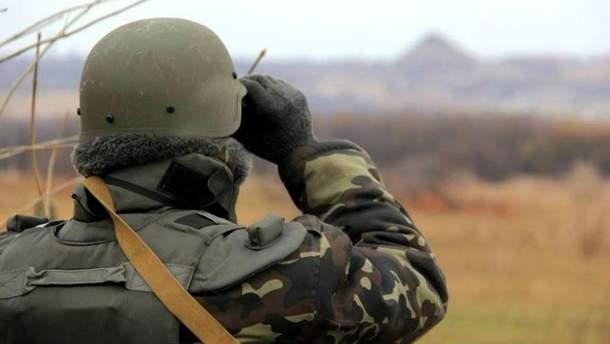 Разведчики исчезли на Луганщине