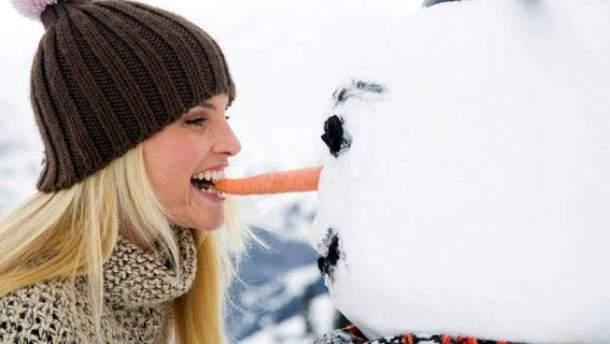 Важно знать. Как правильно питаться зимой